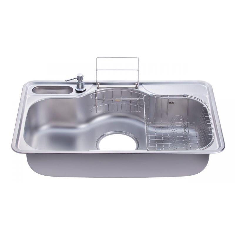 """DJIS 850P""""Sink 85*51 cm"""""""