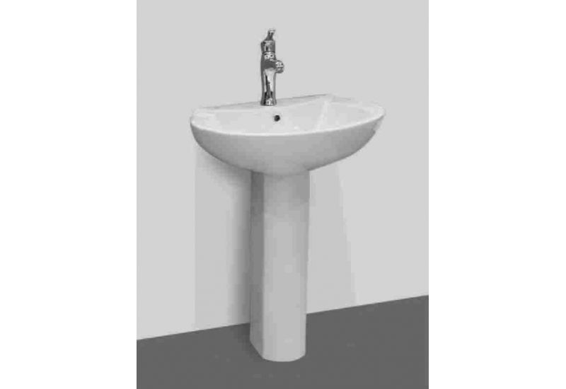 "Star ""Floor pedestal Basin"""