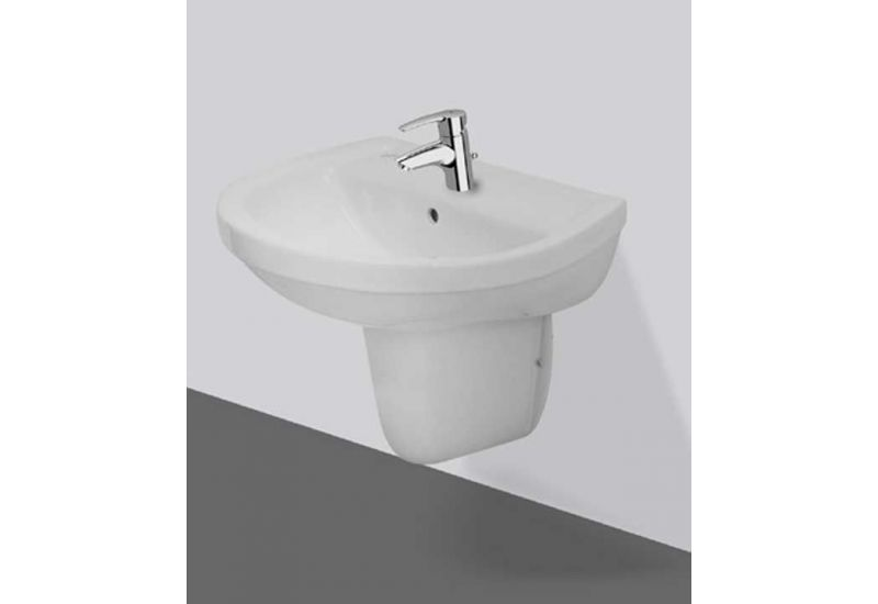 "Star ""Wall pedestal Basin"""