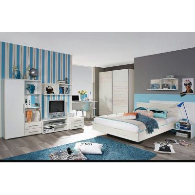 Kids Bedroom (Whiten Wood)