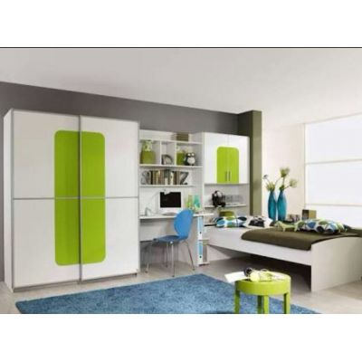 Kids Bedroom (Green)