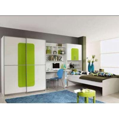 Kids Bedroom (Green)