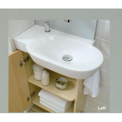 Tonic Guest Basin 60 cm (Left)