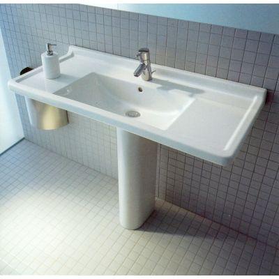 Starck 3 - Basin (60 cm) pedestal