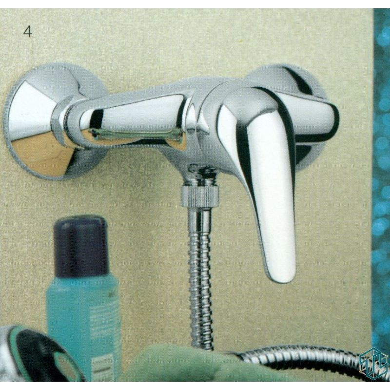 B 1067 - (Cerasprint) Shower Mixer