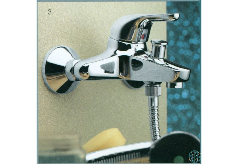 B 1065 - (Cerasprint) Bath Mixer