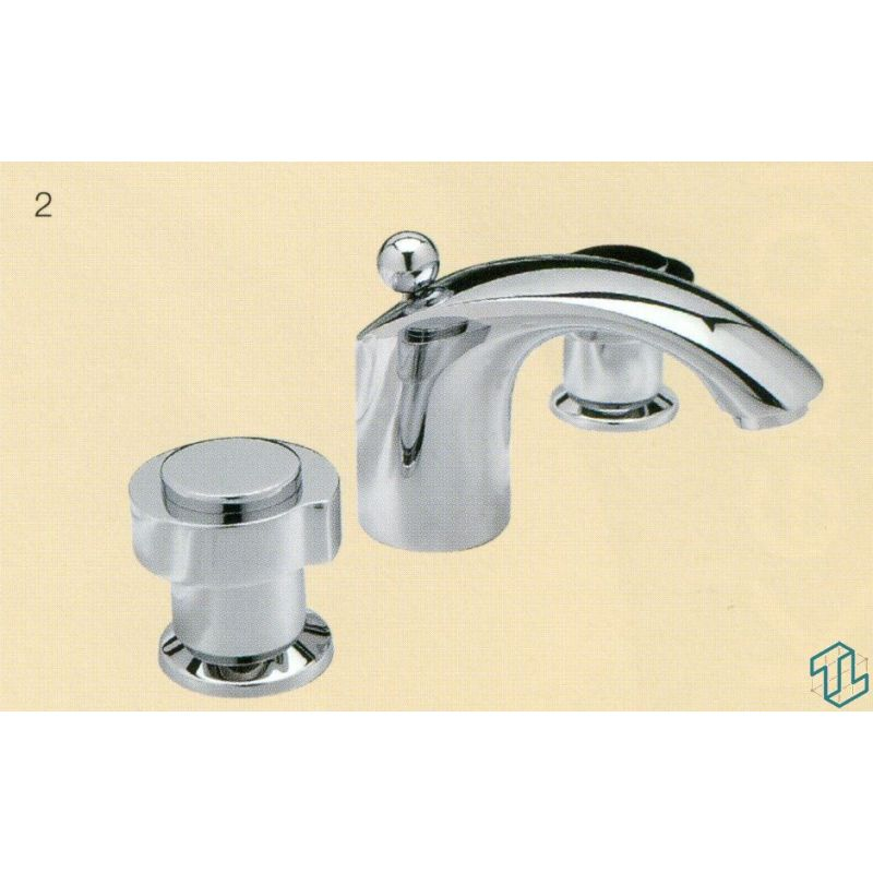 G 8811 - (FabianandNew Wave) Basin Mixer