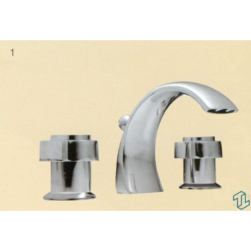 New Wave Basin Mixer