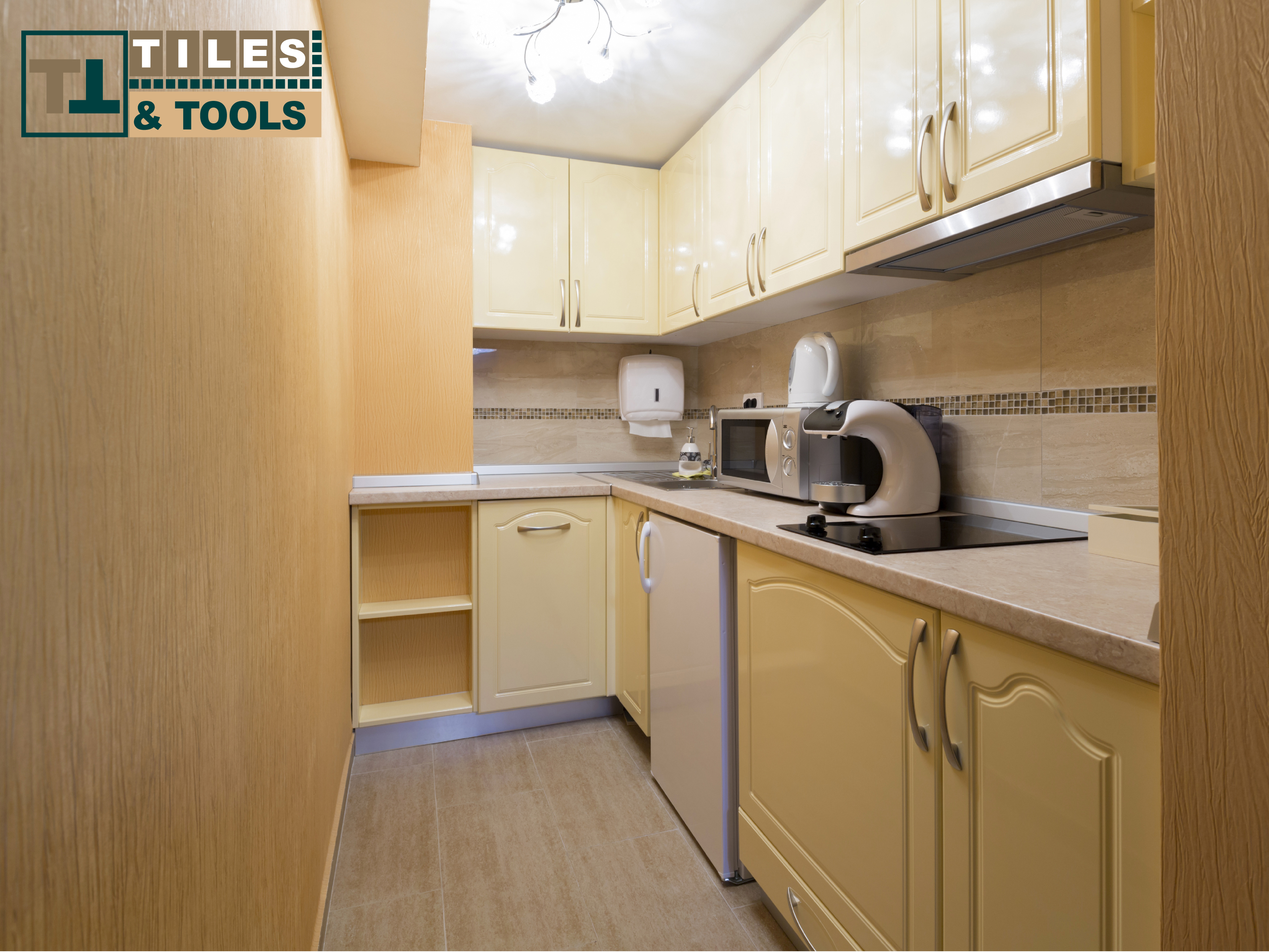 Small Kitchen Designs  Tiles And Tools - Just kitchen designs