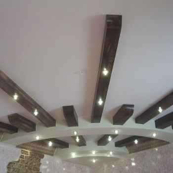Modern Gibson Decorations and Suspended Ceilings for 2015-5