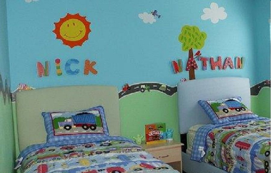 Creative Kids Room Cost Nothing Tiles And Tools