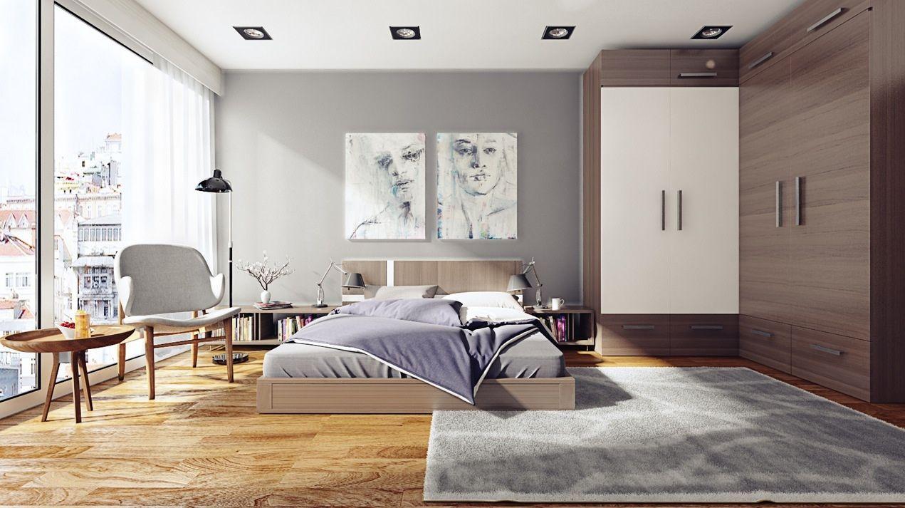 ألوان لديكور غرف النوم تساعد على الإسترخاء