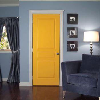ألوان زاهية لأبواب غرف نوم مودرن-0