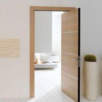 ألوان زاهية لأبواب غرف نوم مودرن-1