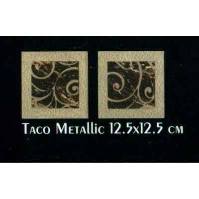 وزره للأرضيات ريجنسى -تاكو ميتاليك 12.5-12.5 سم