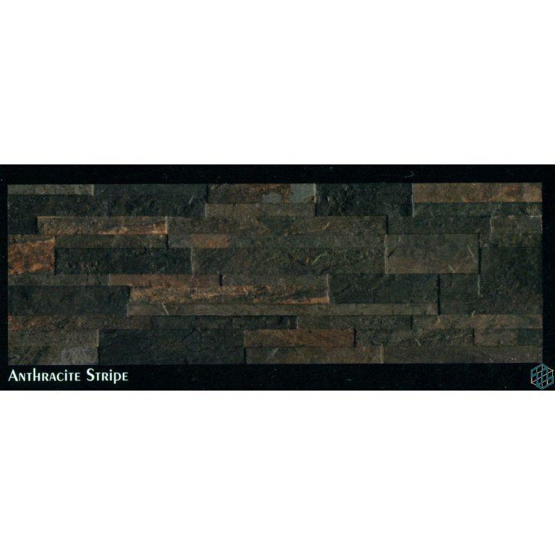 Slate (Anthracite Stripe) - Wall Tile