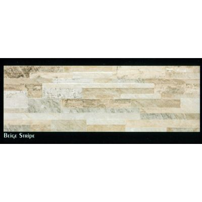 Slate (Beige Stripe) - Wall Tile
