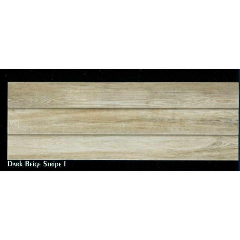 Stanford (Dark Beige Stripe 1) - Wall Tile