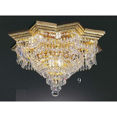 Star Crystal Chandelier  PL5612/50