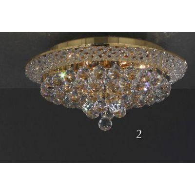 Circular Crystal Chandelier   PL940/48/8