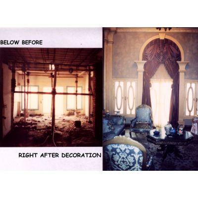 تصميمات (قبل و بعد)