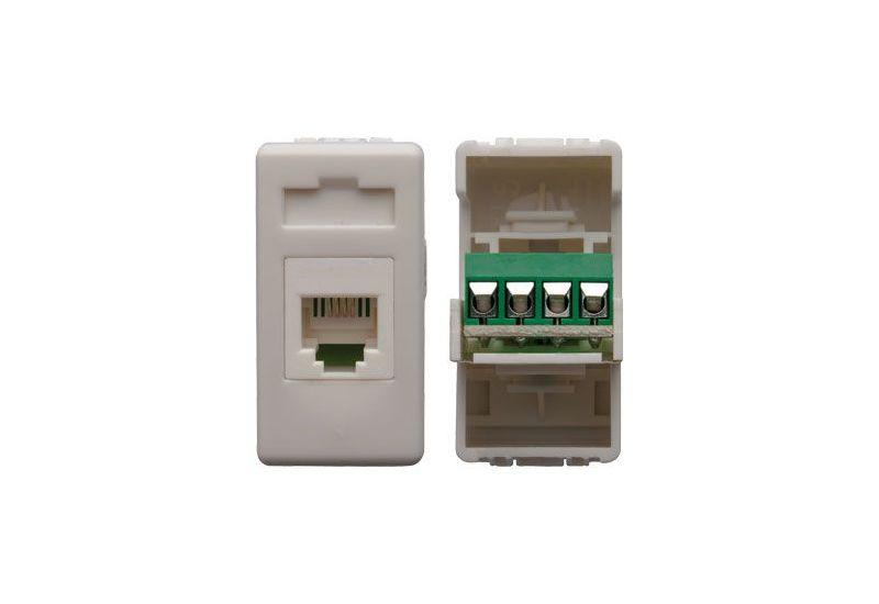 Telephone Socket TS (4p)