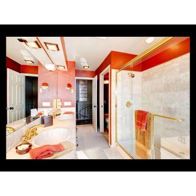 حمام غني بالالوان