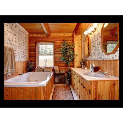 حمام خشبي