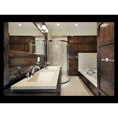 غرفة استحمام دافئة