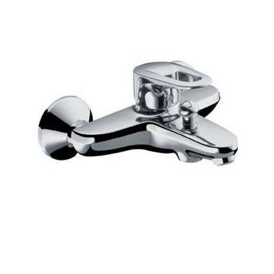 خلاط بانيو ميتروبول مثبت ذو ذراع واحد للتحكم في المياه