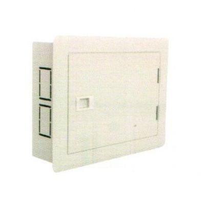Flush Mounting Metalic Horizontal Panel 24 Modules