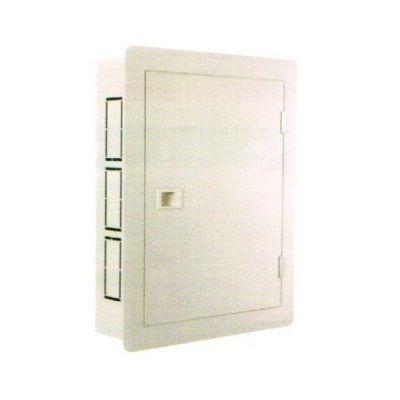 Flush Mounting Metalic Vertical Panel 12 Modules