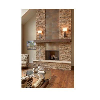 Stone Corner of Living room
