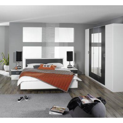 Master Gray Bedroom