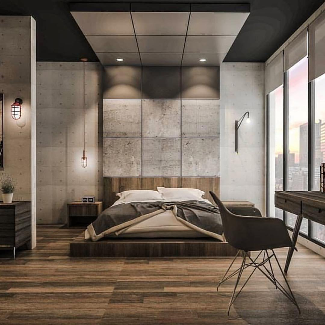 ad303c26a تصاميم غرف النوم 2017 - Tiles and Tools