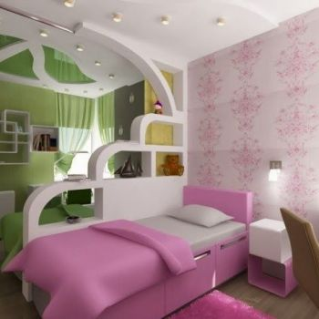 Common Bedrooms For Boys and Girls-4