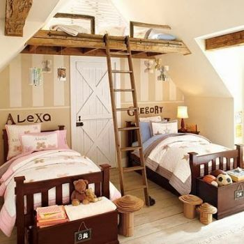 Common Bedrooms For Boys and Girls-5