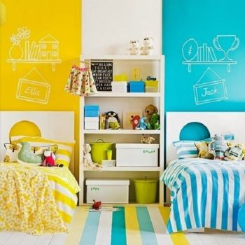 Common Bedrooms For Boys and Girls-6