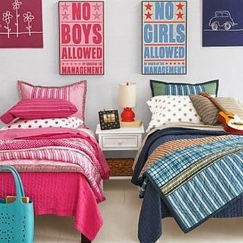 Common Bedrooms For Boys and Girls-8