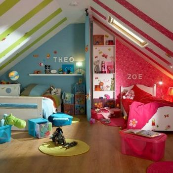 Common Bedrooms For Boys and Girls-9