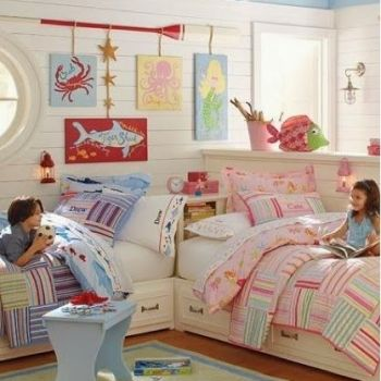 Common Bedrooms For Boys and Girls-10