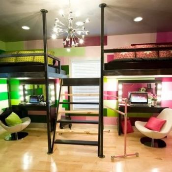 غرف مشتركة للأولاد والبنات-11