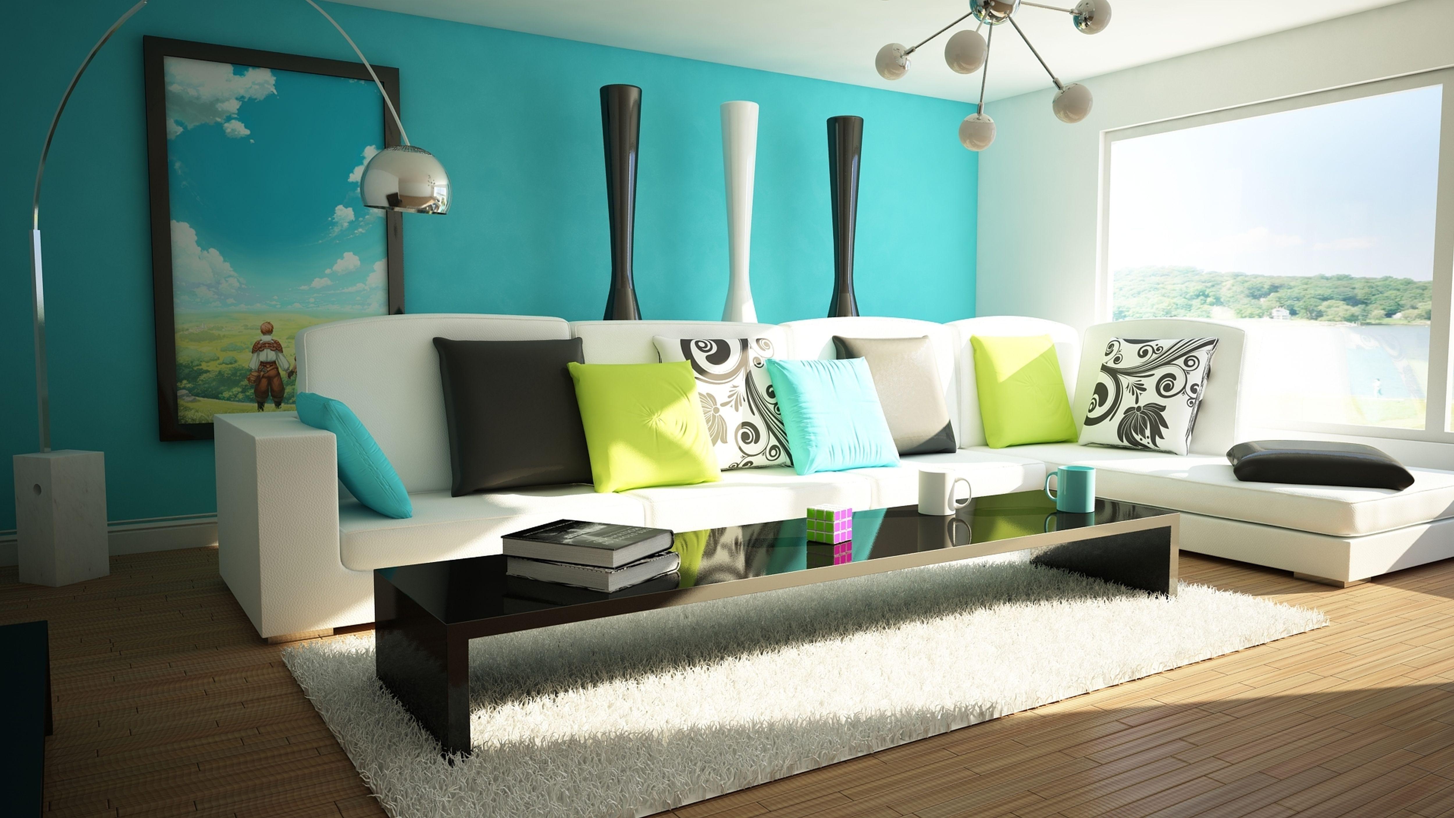 أفكار مبتكره لتصميم غرفة معيشه رائعه